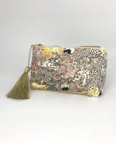 Pouch Kelby Pink