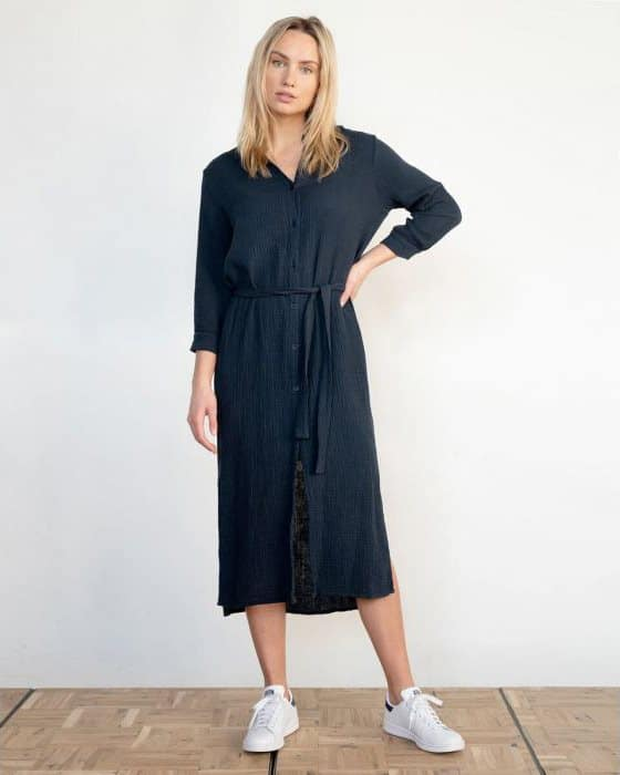 Penn & Ink Long blouse/dress